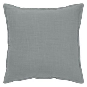 Rizzy Home Solid Throw Pillow
