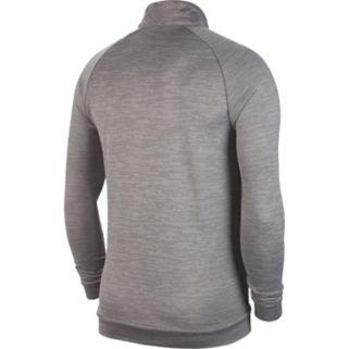 Men's Nike Dri-Fit Quarter-Zip Fleece Top