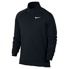 Men's Nike Dri-Fit Quarter-Zip Fleece Top