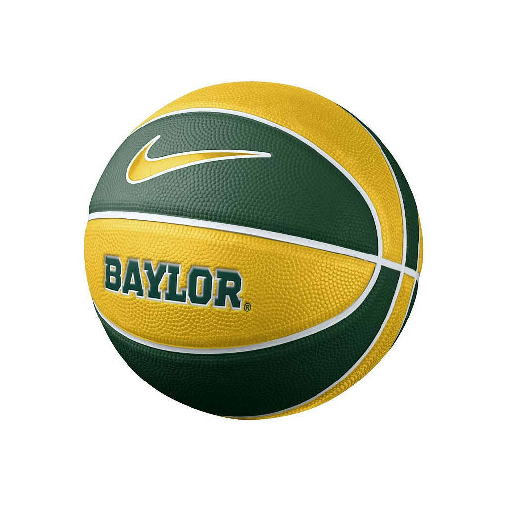 Nike Baylor Bears Mini Basketball