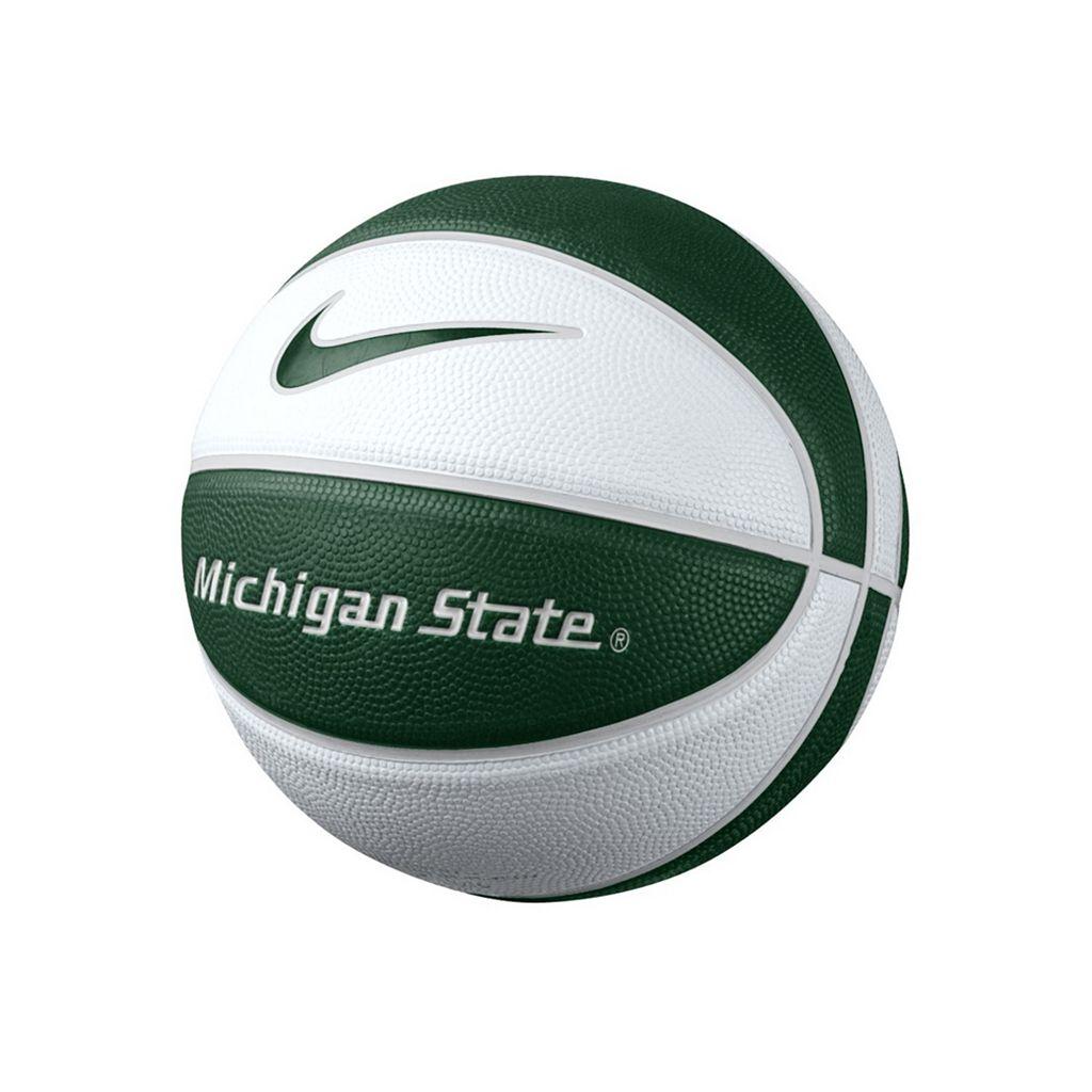 Nike Michigan State Spartans Mini Basketball