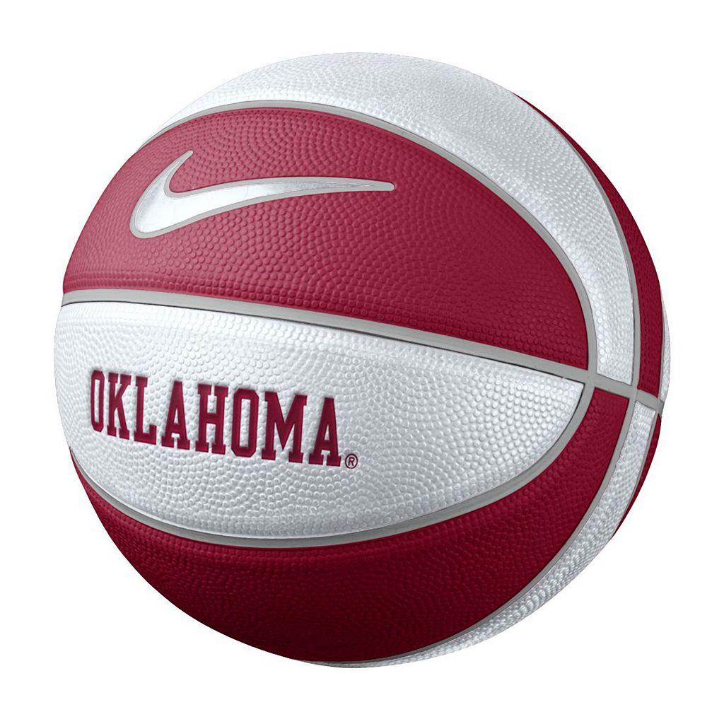 Nike Oklahoma Sooners Mini Basketball