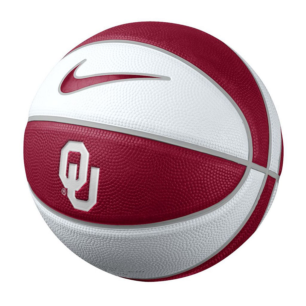 Nike Oklahoma Sooners Mini Basketball