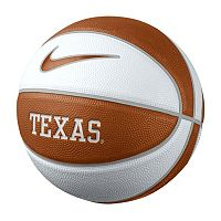 Nike Texas Longhorns Mini Basketball