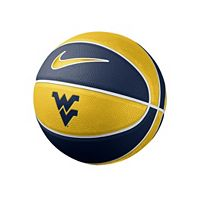 Nike West Virginia Mountaineers Mini Basketball