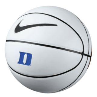 Nike Duke Blue Devils Autograph Basketball