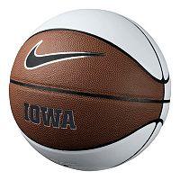 Nike Iowa Hawkeyes Autograph Basketball