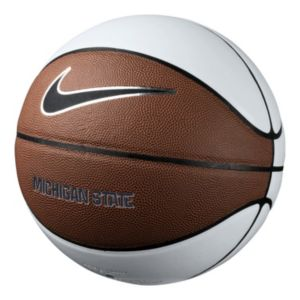 Nike Michigan State Spartans Autograph Basketball