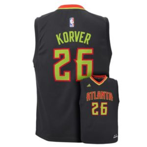 Boys 8-20 adidas Atlanta Hawks Kyle Korver Replica Jersey