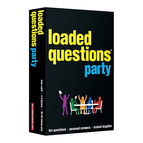 Loaded Questions Party Game by All Things Equal