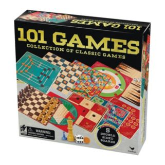 101 Games Collection of Classic Games by Cardinal