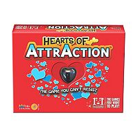 Hearts of AttrAction Game by R & R Games