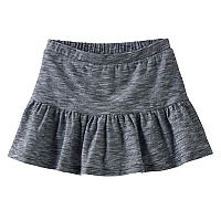 Toddler Girl Jumping Beans® Space-Dye Ruffled Skort