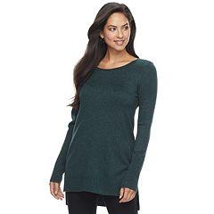 Womens Green Tunics Tops, Clothing   Kohl's