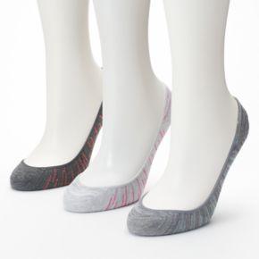 Women's PUMA 3-pk. No-Show Sport Liner Socks