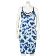 Plus Size Rock & Republic Tie-Dye Sheath Dress