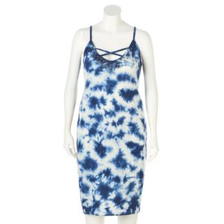 Plus Size Rock & Republic Tie-Dye Sheath Dress