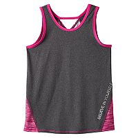 Girls 7-16 & Plus Size SO® Keyhole Performance Tank Top