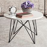 Safavieh Retro Contemporary End Table