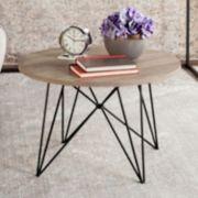 Safavieh Retro Contemporary End Table