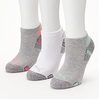 Women's PUMA 3-pk. Low-Cut Socks