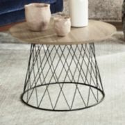 Safavieh Industrial Modern End Table