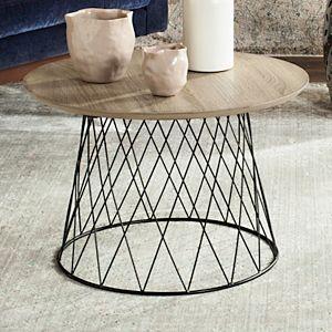 Safavieh Industrial Modern End Table