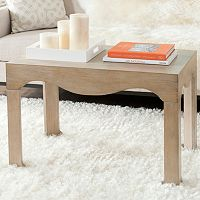 Safavieh Scalloped Coffee Table