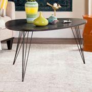 Safavieh Contemporary Industrial Coffee Table