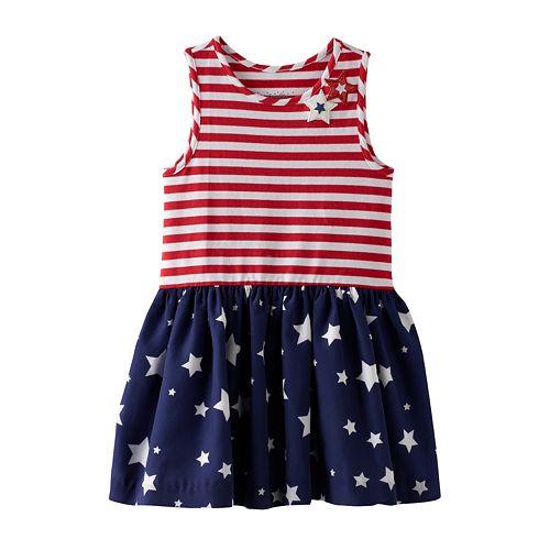 Girls 4-6x Marmellata Classics Americana Dress