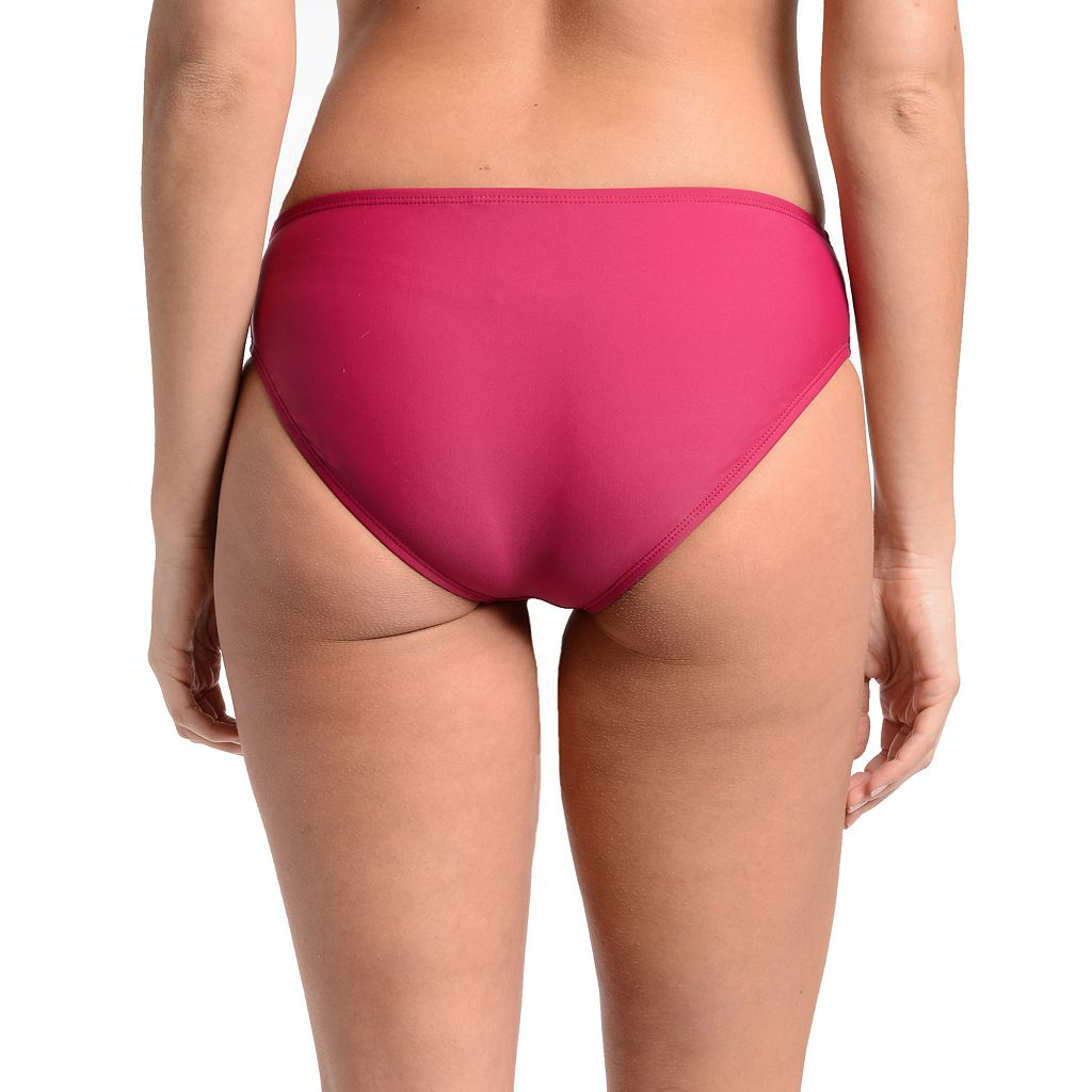 Women's Cyn and Luca Classic Scoop Bikini Bottoms
