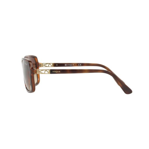 Vogue Casual Chic VO5031S 58mm Rectangle Gradient Sunglasses