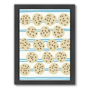 "Americanflat ""Cookies  3"" Framed Wall Art"