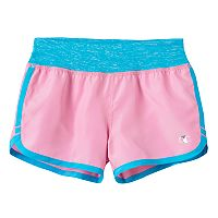 Girls 4-6x Champion Dolphin Hem Running Shorts