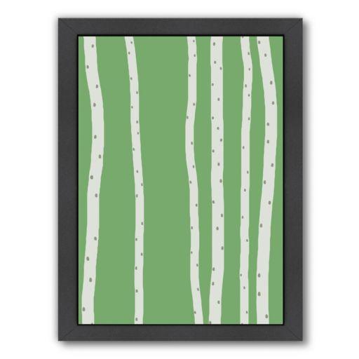 "Americanflat ""Eucalyptus 1"" Framed Wall Art"