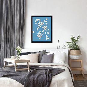 "Americanflat ""Seashells"" Framed Wall Art"