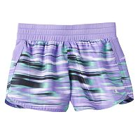 Girls 4-6x Champion Mesh Accent Running Shorts