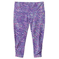 Girls 4-6x Champion Capri Leggings