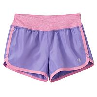 Toddler Girl Champion Dolphin Hem Running Shorts