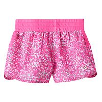 Toddler Girl Champion Mesh Accent Running Shorts