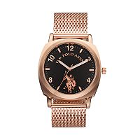 U.S. Polo Assn. Men's Mesh Watch - USC80507KL