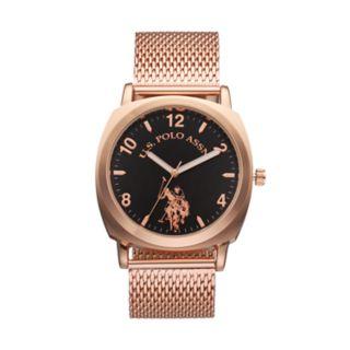 U.S. Polo Assn. Men's Mesh Watch - USC80507KL