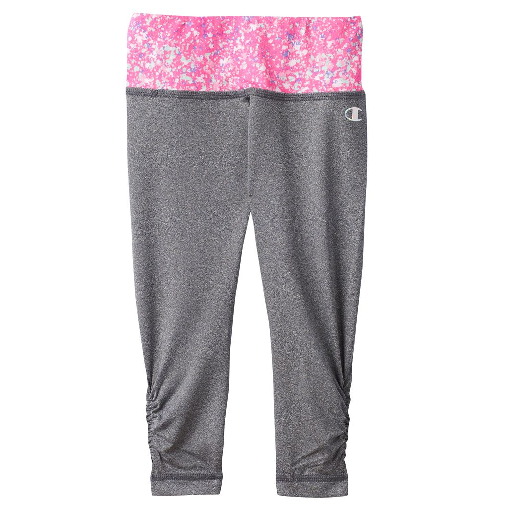 Toddler Girl Champion Capri Leggings