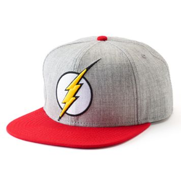 Men's DC Comics The Flash Snapback Cap