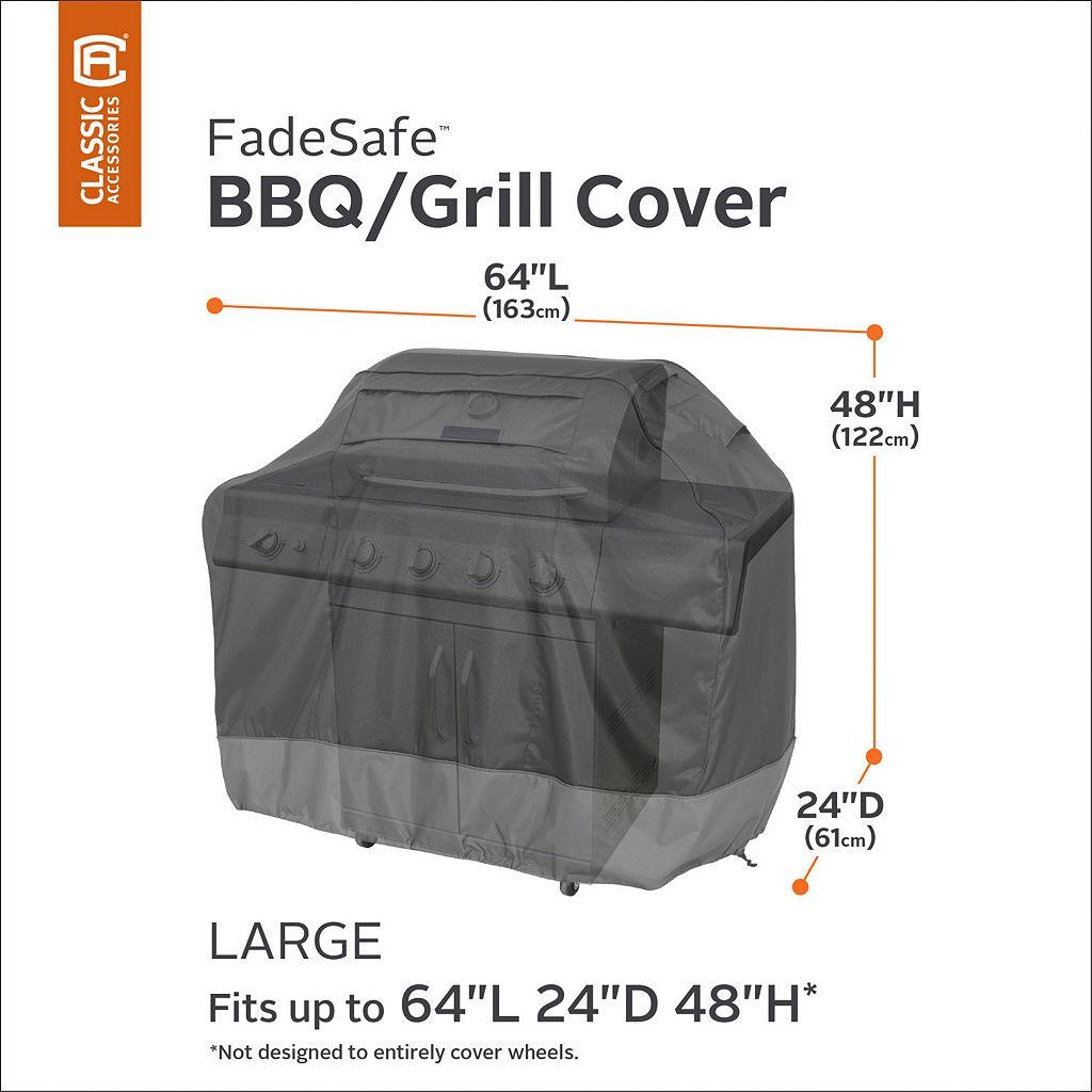 Veranda Large Patio Grill Cover
