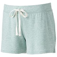 Women's SONOMA Goods for Life™ Pajamas: French Terry Pajama Shorts