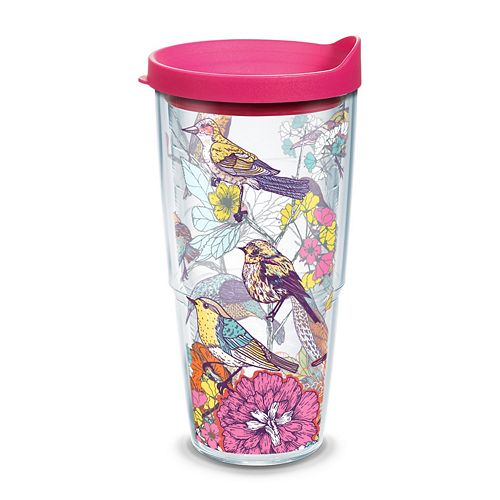 Tervis Sketched Birds Branches Tumbler