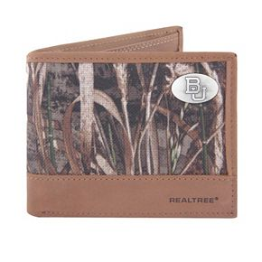 Realtree Baylor Bears Pass Case Wallet