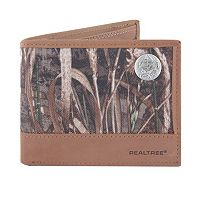 Realtree Georgia Bulldogs Pass Case Wallet