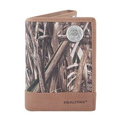 Realtree Georgia Bulldogs Trifold Wallet